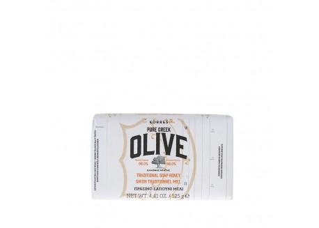 Κορρες Pure Greek Olive Σαπούνι με Μέλι 125 gr
