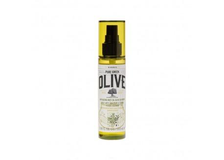 Κορρες Pure Greek Olive Αντιγηραντικό Λάδι Σώματος με Άνθη Ελιάς