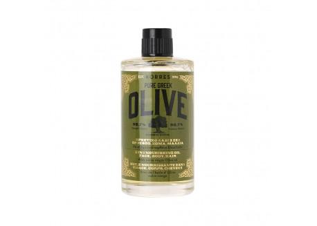 ΚΟΡΡΕΣ Pure Greek Olive Θρεπτικό Λάδι 3 σε 1 100 ml
