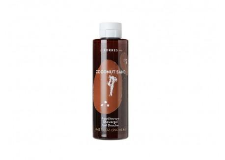 ΚΟΡΡΕΣ Αφρόλουτρο Coconut Sand 250 ml