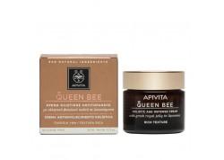 APIVITA Queen Bee Kρέμα Ημέρας Ολιστικής Αντιγήρανσης Πλούσιας Υ