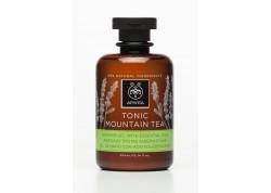 Apivita Tonic Mountain Tea Αφρόλουτρο 300 ml