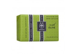 APIVITA Natural Soap με ελιά 125 gr