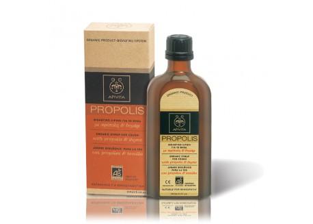 APIVITA Βιολογικό Σιρόπι για το Λαιμό 150ml