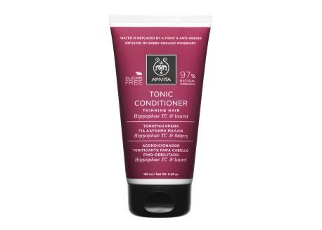 Apivita Tonic Conditioner για λεπτά μαλλιά 150 ml