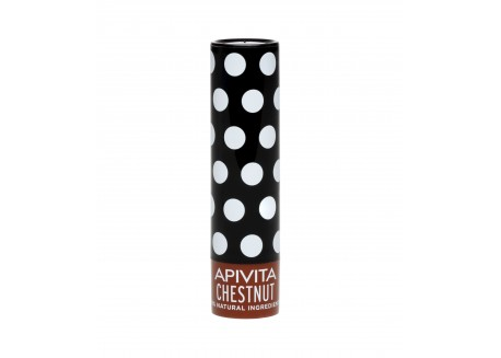 Apivita Lip Care κάστανο