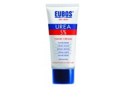 EUBOS Κρέμα Χεριών Urea 5% 75 ml