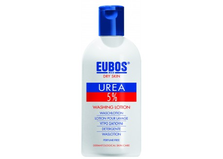 EUBOS Urea 5% Washing Lotion 200 ml