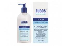 Eubos Υγρό Καθαρισμού (μπλέ) 400 ml