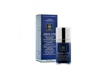 Apivita Aqua Vita Serum Ενυδάτωσης & Αναζωογόνησης 30 ml
