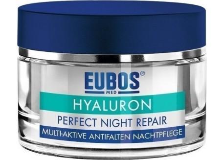 Eubos Hyaluron Night Repair Cream 50 ml