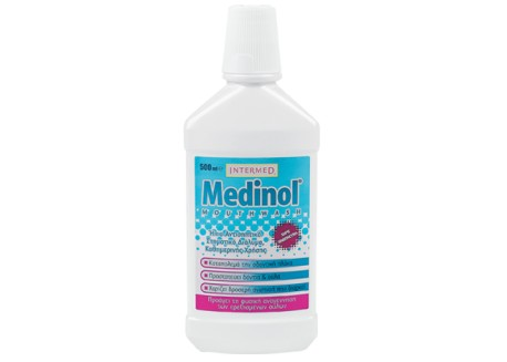 Intermed MEDINOL Mouthwash 500 ml