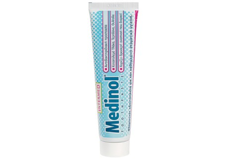 Intermed MEDINOL Toothpaste 100 ml