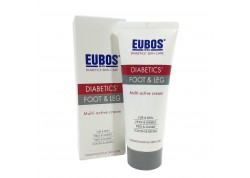 Eubos Diabetic Skin Care Foot & Leg 100 ml