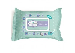 PHARMASEPT Tol Velvet Baby Soft Wipes 30 τεμάχια