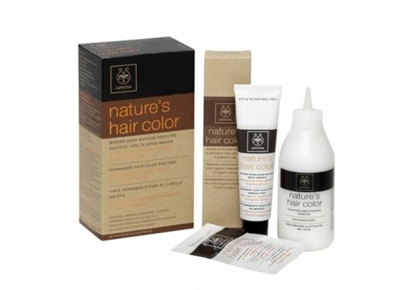 APIVITA Nature s Hair color N 7.7 Ξανθό μπεζ. Loading zoom 592503f65c1