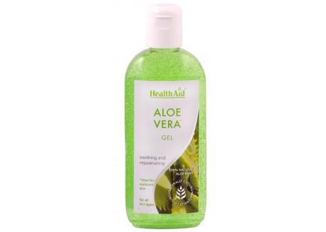 HealthAid Aloe Vera Gel Προσώπου - Σώματος 250 ml