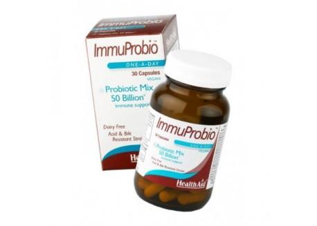 HealthAid ImmuProbio 50 billion 30 caps