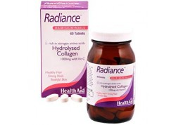 HealthAid Radiance Hydrolysed Collagen 1000 mg with Vit.C 60 tab