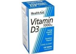 HealthAid Vitamin D3 1000 iu 30 tabs