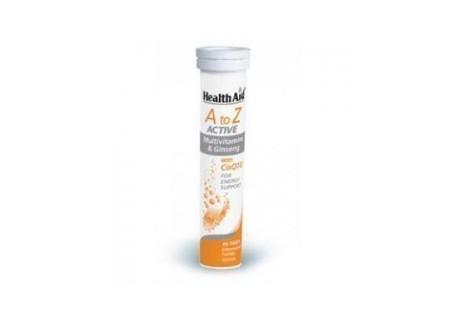 HealthAid A to Z Active Πολυβιταμίνες 20 tabs