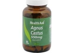 HealthAid Agnus Castus 550 mg 60 tabs