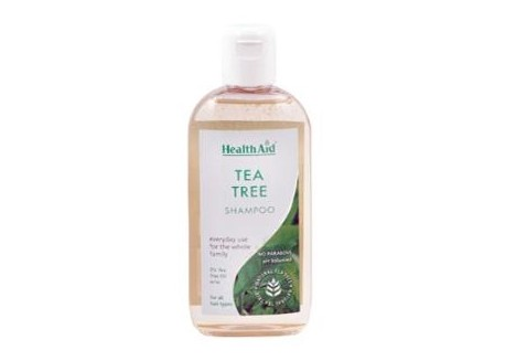 HealthAid Tea Tree Σαμπουάν 250 ml
