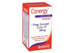 HealthAid Conergy CoQ-10 30 mg 90 caps