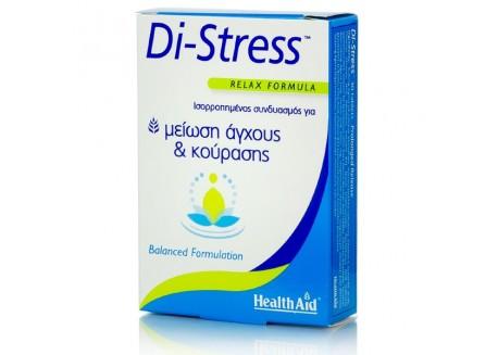 Healthaid Di-Stress Relax Formula 30 tabs
