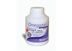 HealthAid Omegazon family pack 120 caps
