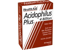 HealthAid Acidophilus Plus 30 vecaps