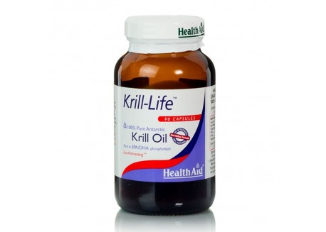 Healthaid Krill Life Krill Oil 500 mg 90 caps