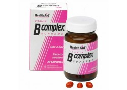 HealthAid B Complex Supreme 90 caps