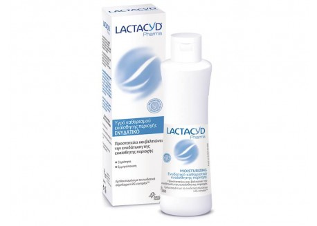 Lactacyd Moisturizing Intimate Wash 250 ml