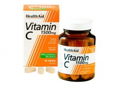 HealthAid Vitamin C 1500mg Prolonged Release 30 tabs
