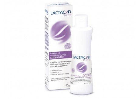 Lactacyd Soothing Intimate Wash 250 ml