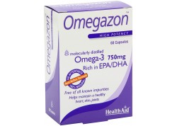 HealthAid Omegazon 750 mg 60 caps