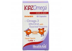 HealthAid KIDZ Omega orange 60 caps
