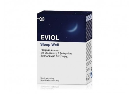 Eviol Sleep Well 30 caps