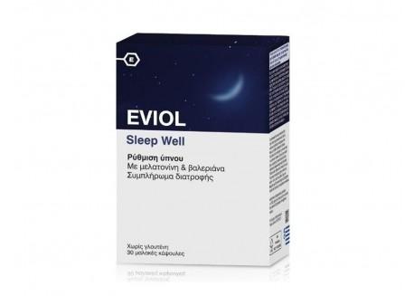 Eviol Sleep Well 60 caps