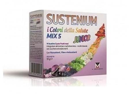 Menarini Sustenium Colors of Life Junior 14 φακελάκια