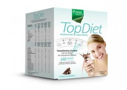 Power Health Top Diet Σοκολάτα 350gr