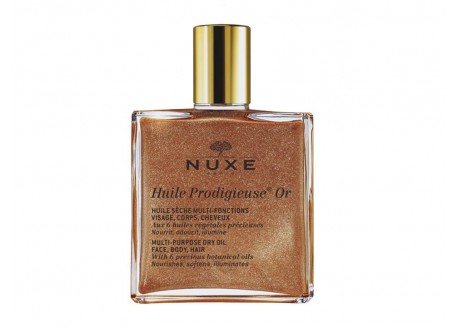 NUXE Huile Prodigieux Or 100ml