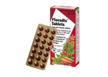 Power Health Floradix 84 δισκία