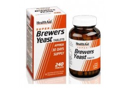 HealthAid Super Brewers Yeast 240 tabs