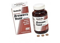 HealthAid Super Brewers Yeast 500 tablets