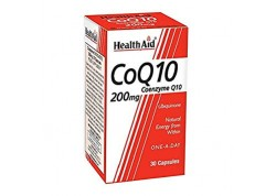 HealthAid CoQ-10 200 mg 30 caps