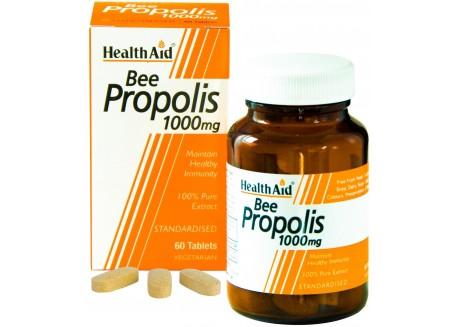 HealthAid Bee Propolis 1000 mg 60 tabs