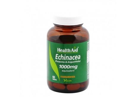 HealthAid Balanced Echinacea Purpurea/Angustifolia 1000 mg 60 ta