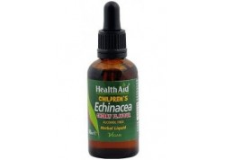 HealthAid Children's Echinacea liquid κεράσι  50 ml